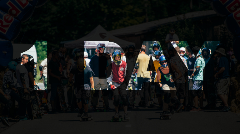 Book a 1 day ticket to KnK Longboard Camp